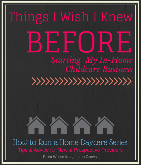 Things I Wish I Knew Before Starting a Daycare in My Home