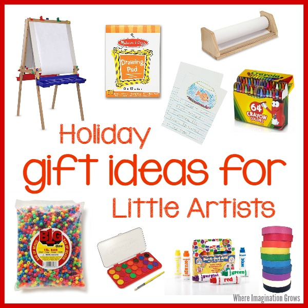 Art supplies for kids! Our favorite art and craft supplies in one place! Must have supplies for your little artists!