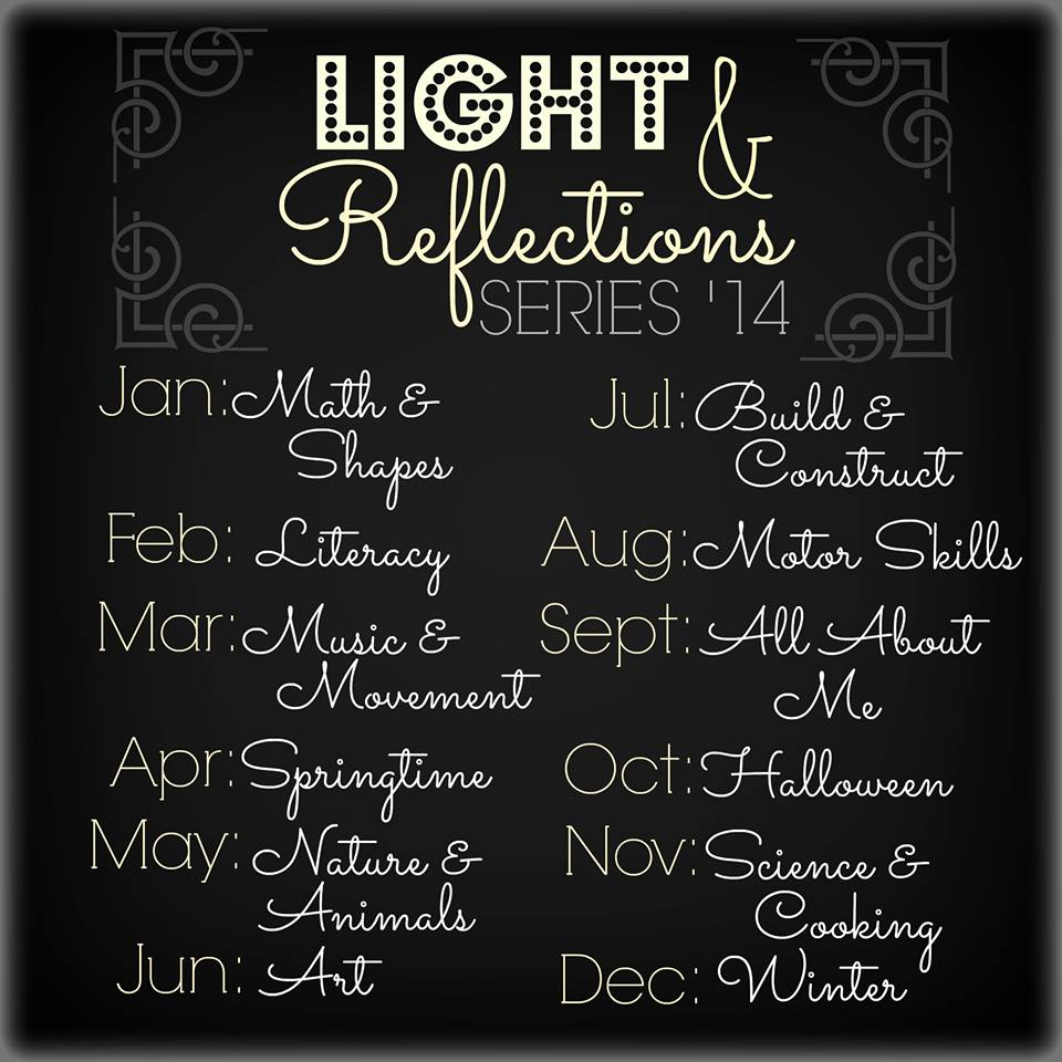 Light & Reflections Series