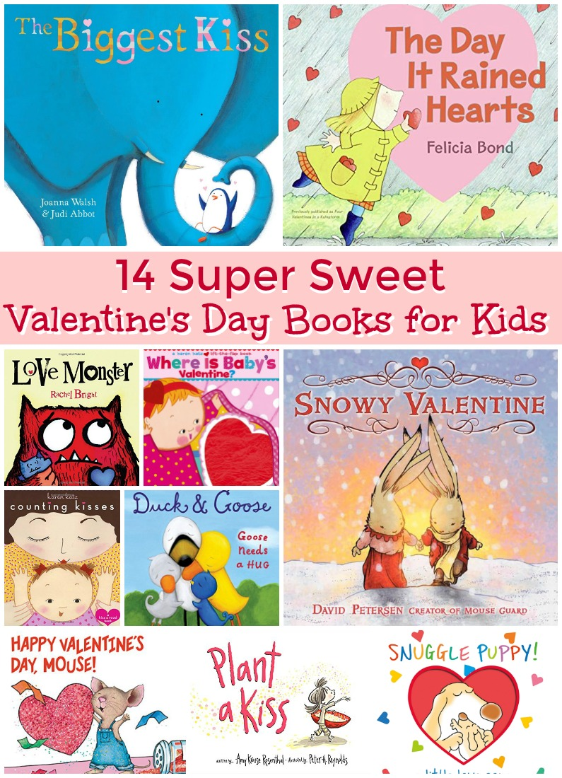 14 sweet valentines day books for toddlers and preschoolers