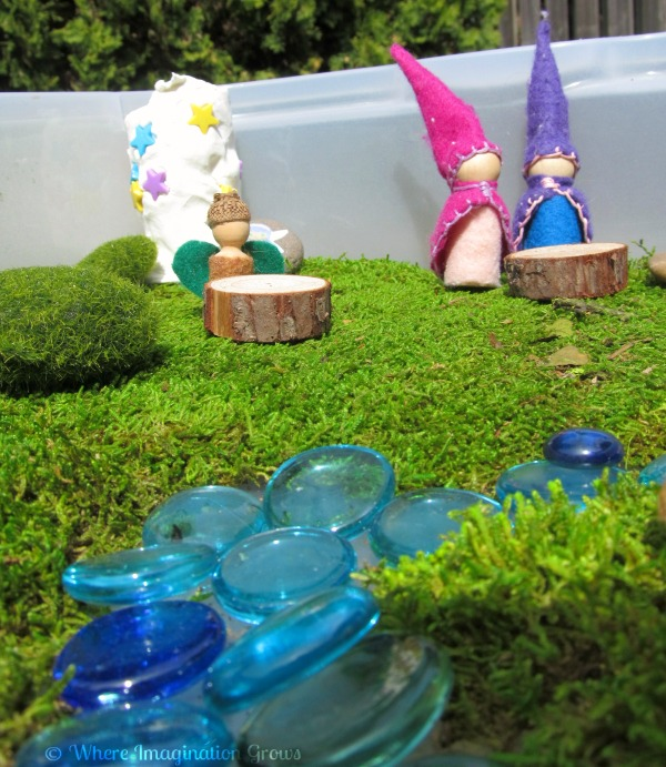 Small World Play Gnome Fairy Garden Where Imagination Grows