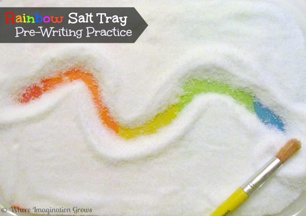 salt-tray-tissue-paper-rainbow-writing