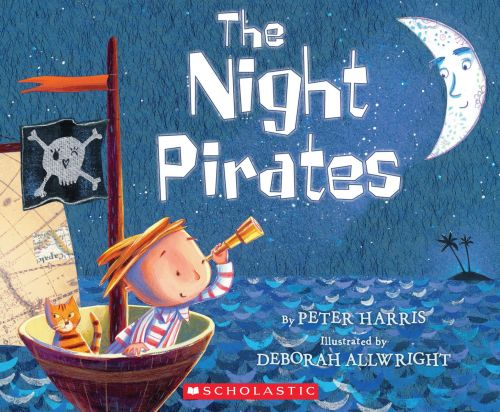 The Night Pirate Book Review and Activity