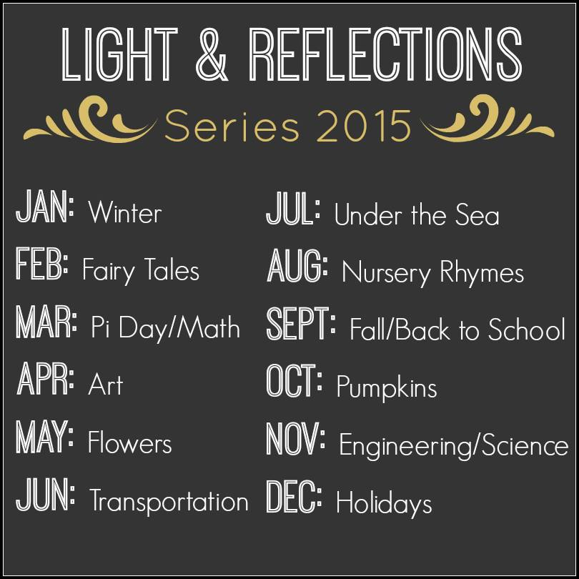 Light & Reflections Series! Fun Light Table Activities for Kids