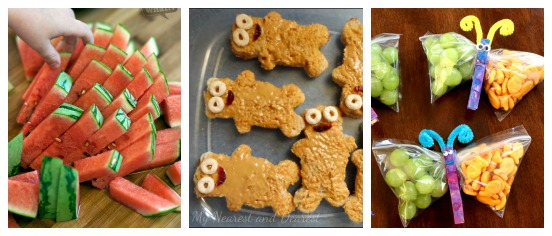Summer Picnic Snacks for Kids