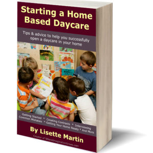 Ebook: How to Start an In Home Daycare