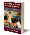 Starting an In Home Daycare eBook
