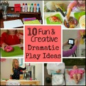 10 Creative Dramatic Play Ideas