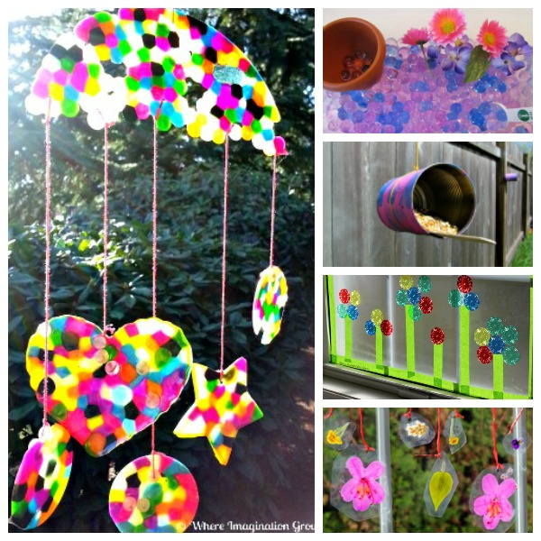 10 Easy Spring Crafts Activities For Kids Where Imagination Grows
