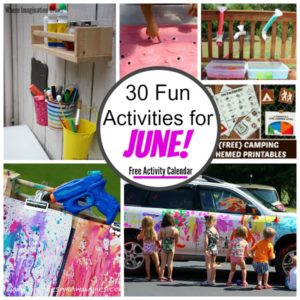 30 June Activities & Fun Crafts for Kids