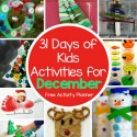Craft & Activities for Christmas