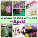 Craft & Activities for April
