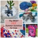 Craft & Activities for July