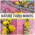 Nature Fairy Wands